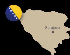 ATALIAN Coverage in Bosnia Herzegovina