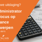 Office Admin focus finance Antwerpen ATALIAN