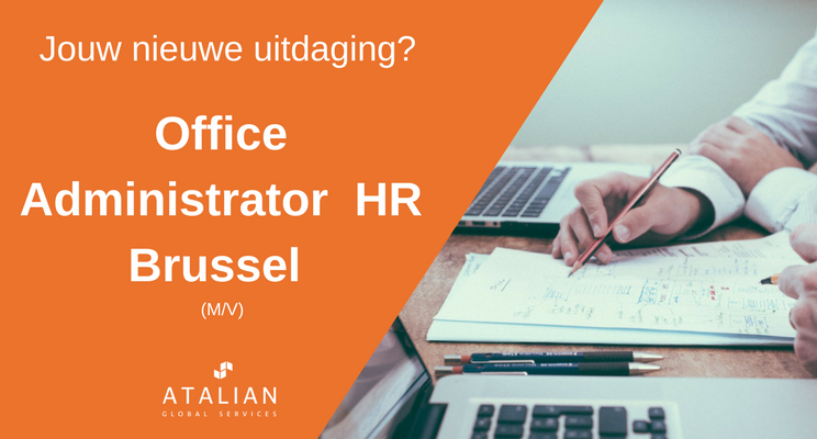 ATALIAN Office Administrator HR