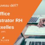 ATALIAN Office Administrator RH Bruxelles