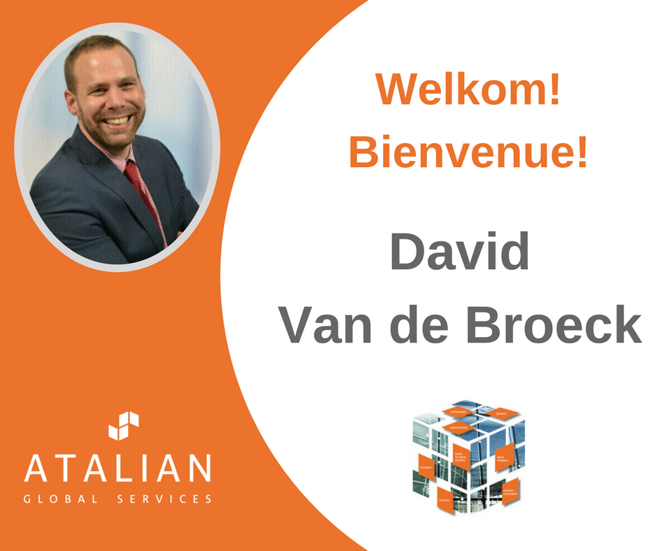 D Van de Broeck Bienvenue chez ATALIAN!