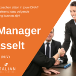 ATALIAN Area Manager Hasselt