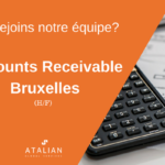 Accounts Receivable Bruxelles