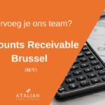 Accounts Receivable Brussel