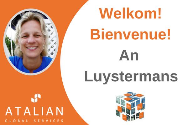 Bienvenue An Luystermans