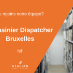 ATALIAN Magasinier dispatcher