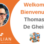Welcome Thomas De Ghein