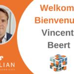 Welcome! Vincent Beert