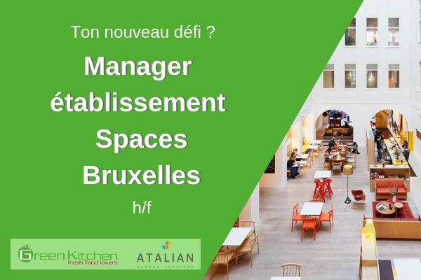 Bruxelles archives atalian belgium - Commis de cuisine bruxelles ...