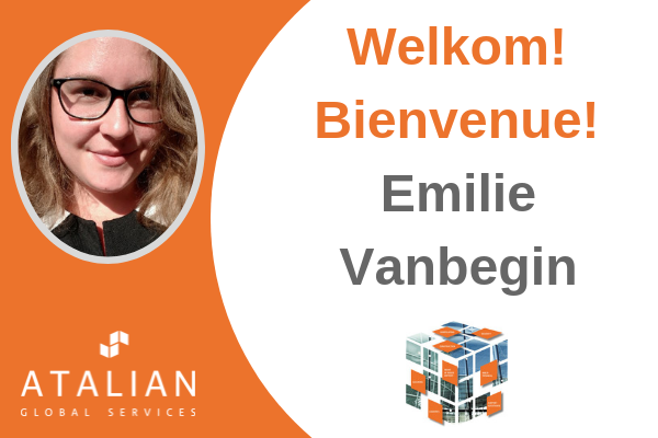 Emilie Vanbegin joined us on October 15th as Office Administrator for the replacement of our colleague's maternity leave. She studied Labor Sciences at the Free University of Brussels. Emilie strengthens the Office team for Brussels led by Nicolas Houba. We wish her a warm welcome and a lot of success!
