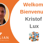 Welcome Kristof Lux !