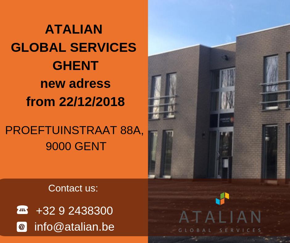 ATALIAN GHENT