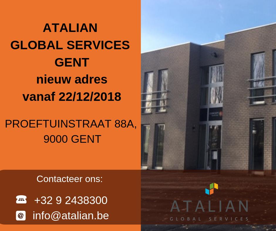 ATALIAN Gent