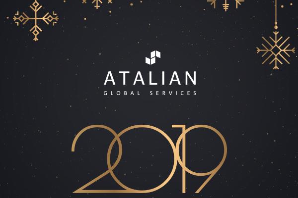 ATALIAN Beste Wensen voor 2019