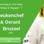 Chef Gerant Green Kitchen (mv)