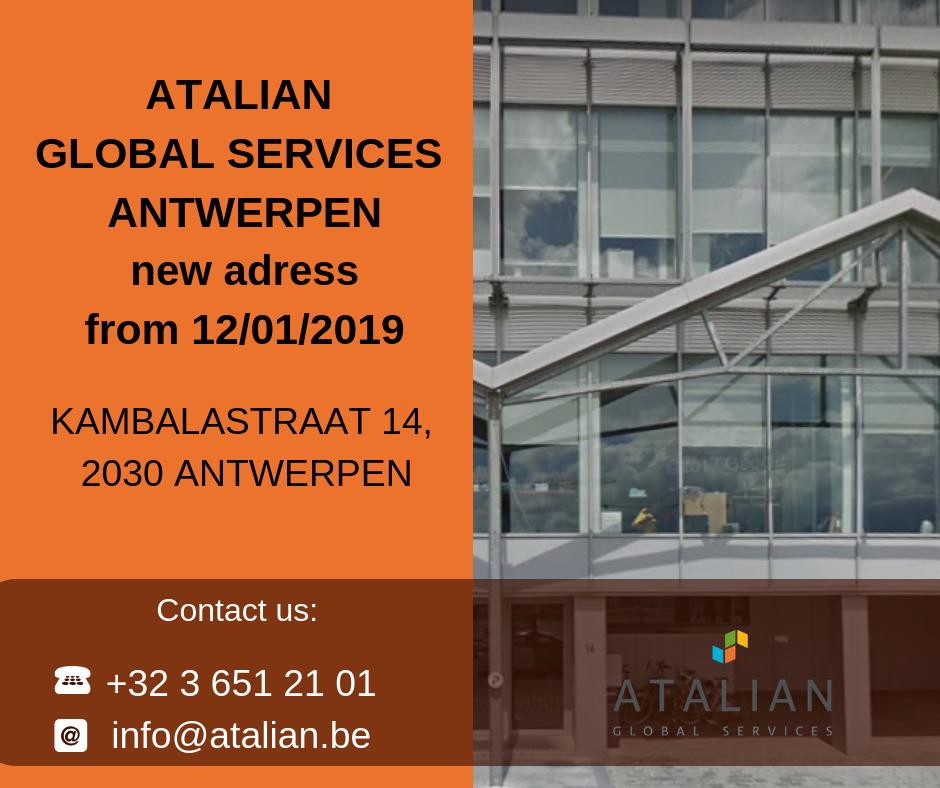 ATALIAN Antwerpen