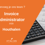 Invoice Administrator Houthalen