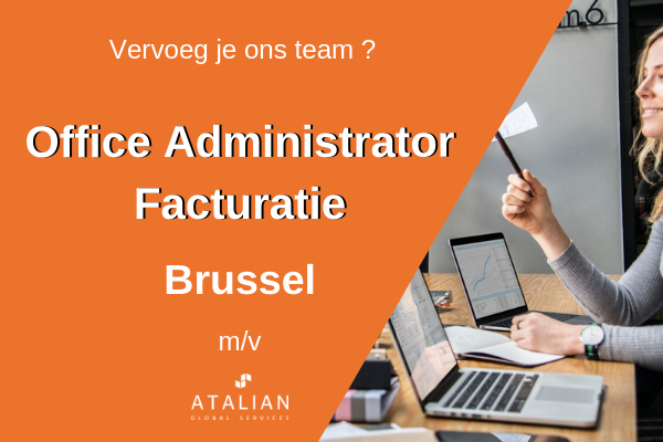 Office Administrator Facturatie Brussel