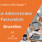 Office Administrator Facturation Bruxelles