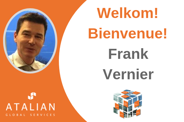 Frank Vernier CFO Belgium