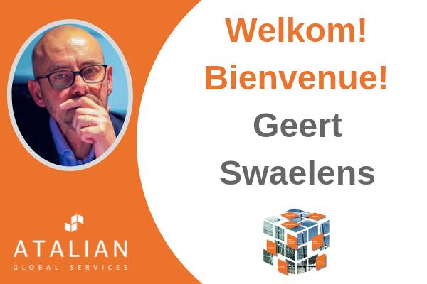 Geert Swaelens Corporate Sales Manager