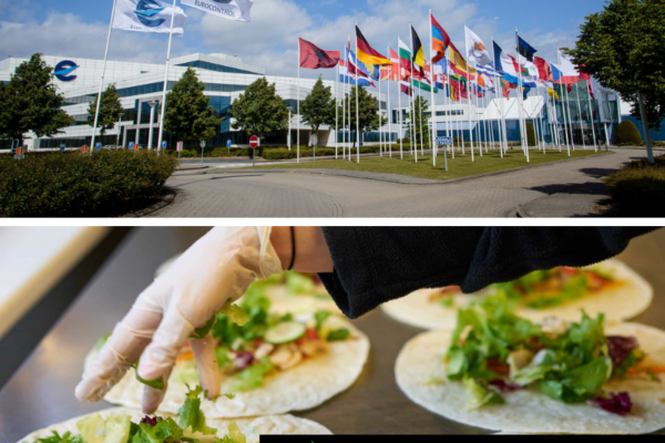 EUROCONTROL selects Green Kitchen for its catering services in Belgium