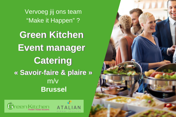 Events Manager (m_v) Green Kitchen