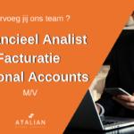 Financieel Analist (m/v)