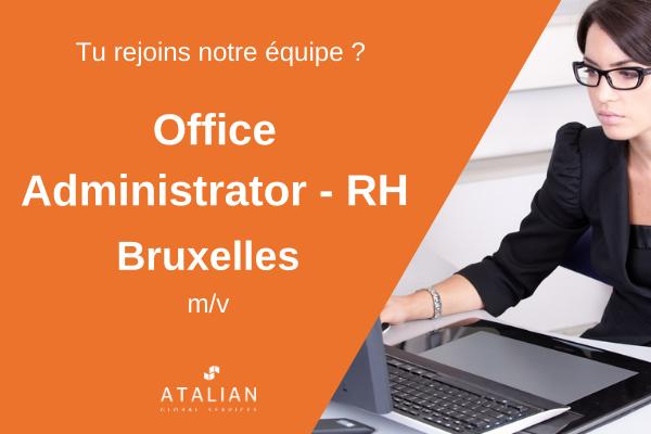 Office Administrator RH BXL