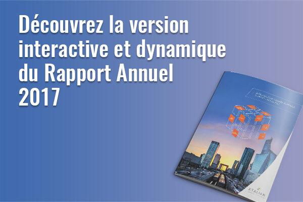 Rapport Annuel ATALIAN 2017