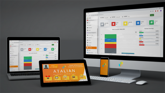 Atalian Customer Feedback Tools