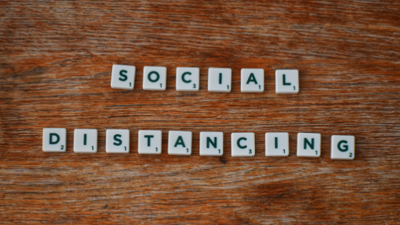 4 Ways to Stay Healthy and Productive During Social Distancing