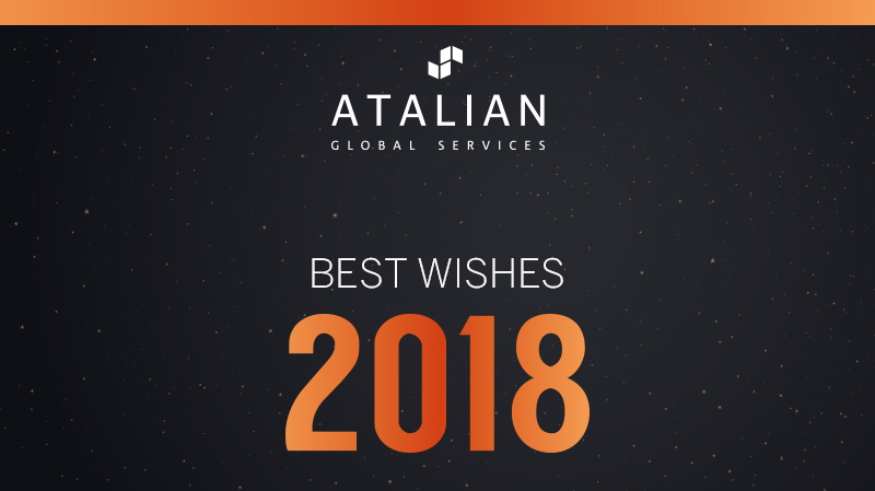 ATALIAN Happy New Year 2018!