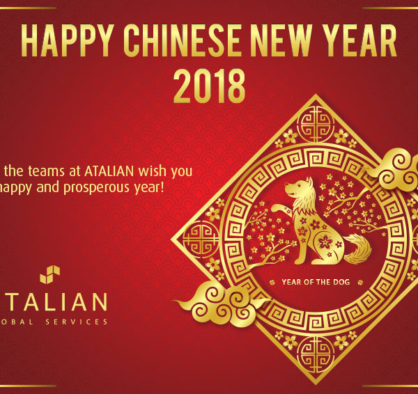 Happy Chinese New Year 2018 from ATALIAN Malaysia