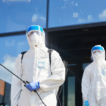 Pandemic Cleaning and Disinfecting