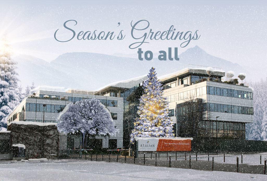 Season's greetings from ATALIAN