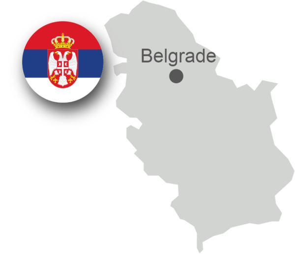 ATALIAN Serbia Coverage in Serbia
