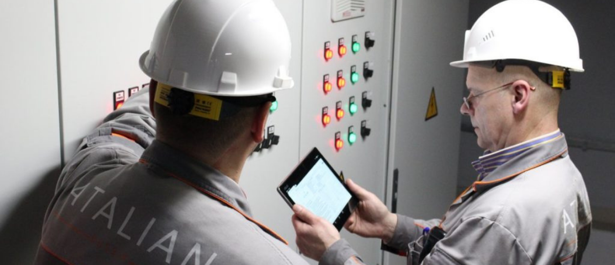 ATALIAN Russia - Technical maintenance services