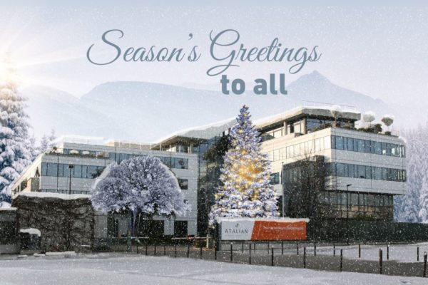Season's greetings from ATALIAN