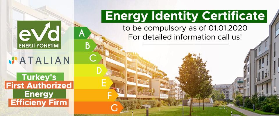 energy certficate