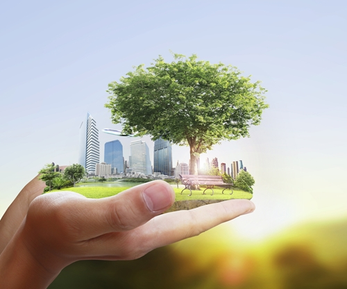 IFC developed EDGE to promote benefits of sustainable buildings.