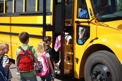 The EPA is upgrading America's school buses.