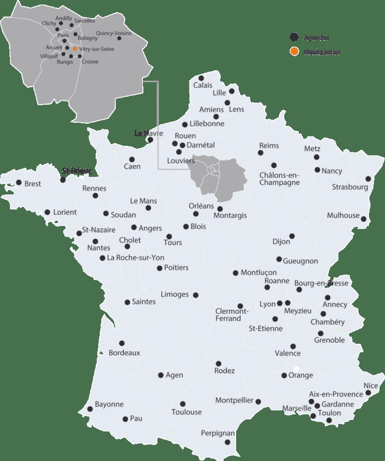 atalian locations france
