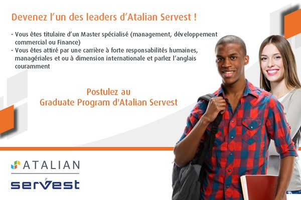 Graduate Program Atalian Servest