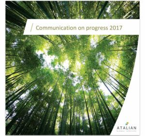 Communication on Progress 2017